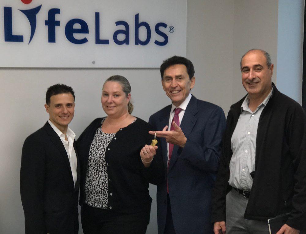 LifeLabs' New Facility